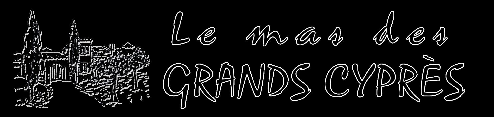 LE MAS DES GRANDS CYPRES